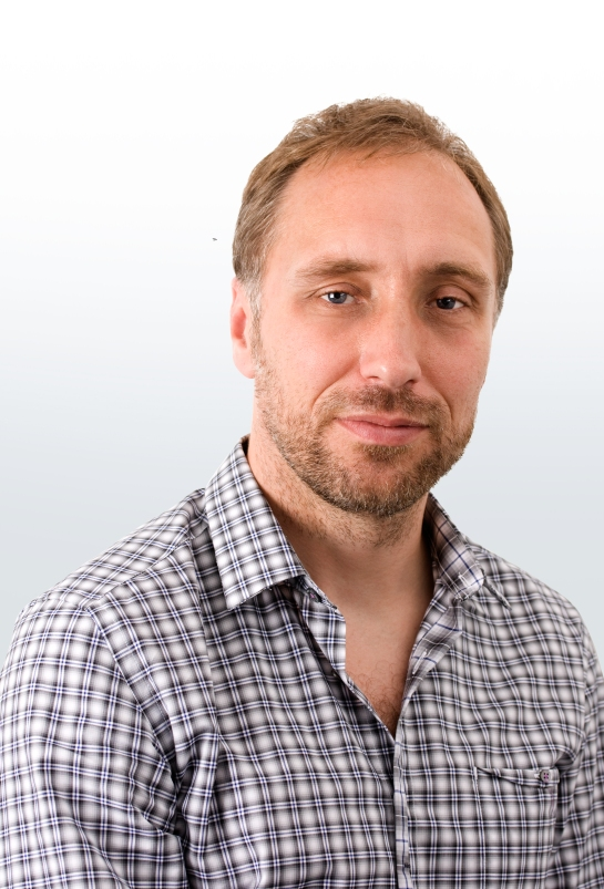 Guy Wiliams is bluemarlin's Creative Director of Structure.