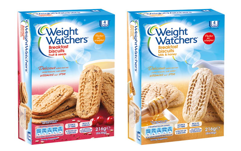 Weight Watchers Brand Cereal