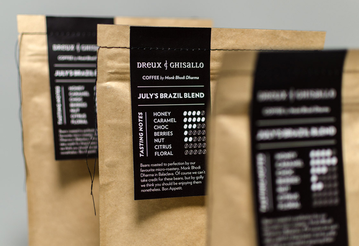 Dreux & Ghisallo Coffee