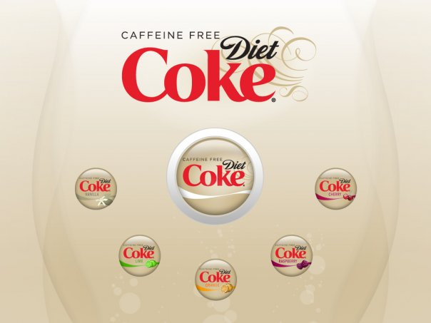 Caffine free Coke