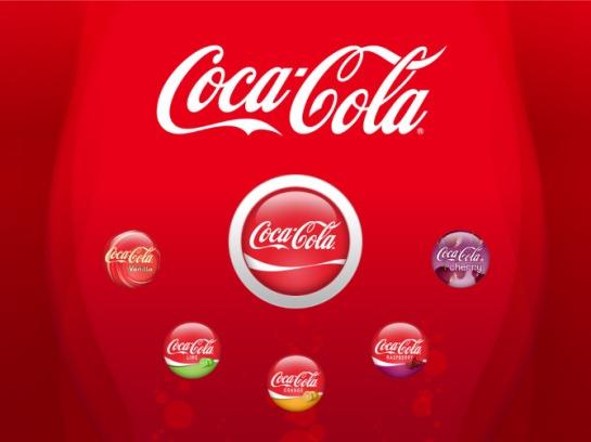 Coca-Cola flavours