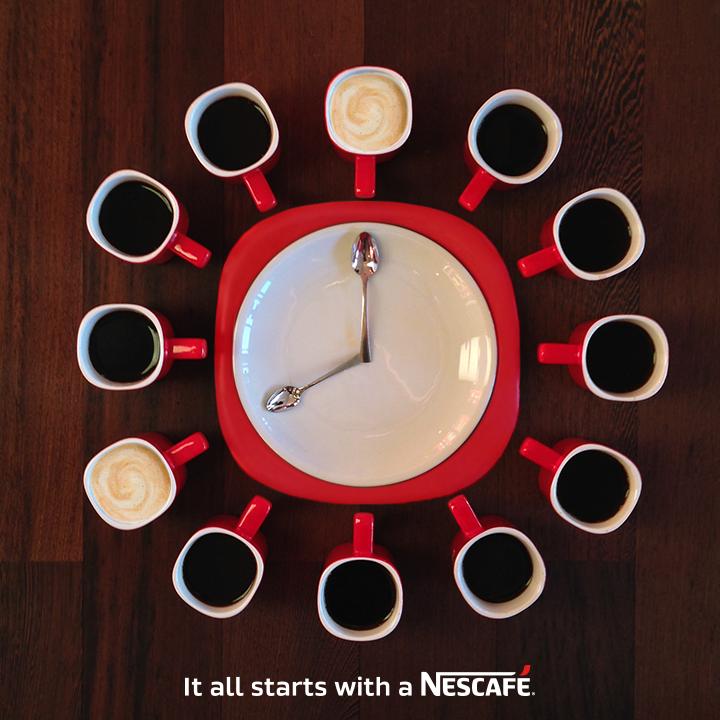 Mug Clock