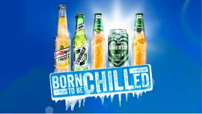 born to be chilled