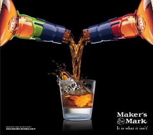 Superbowl makers mark