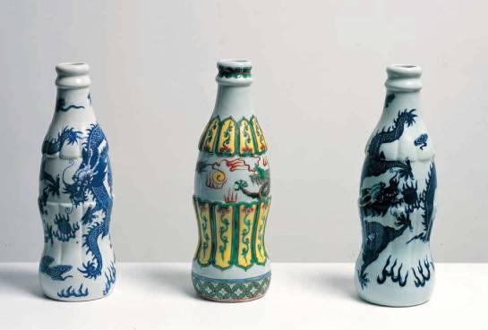 Li Lihong Vigour China coca cola