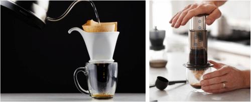 back to basics coffee